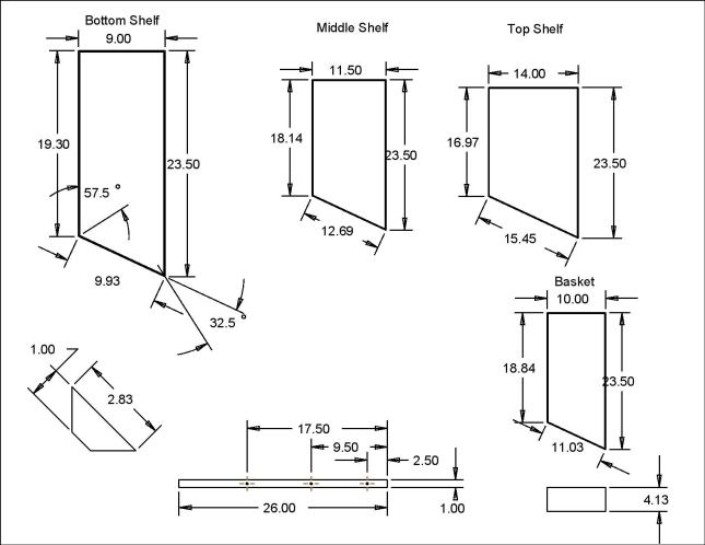 DIY Shoe Caddy Plans Wooden PDF how to build wood fired